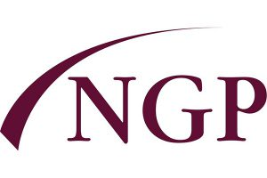 Logo for NGP